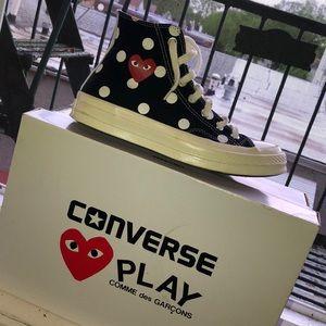 COMME does GARÇONS x Converse